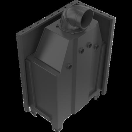 DOSTAWA GRATIS! 30046765 Wkład kominkowy 15kW MBO BS (lewa boczna szyba bez szprosa) - spełnia anty-smogowy EkoProjekt