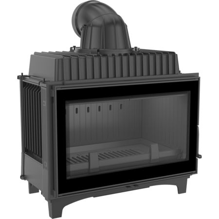 DOSTAWA GRATIS! 30055009 Wkład kominkowy 14kW Franek (szyba prosta) - spełnia anty-smogowy EkoProjekt