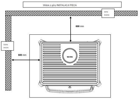 DOSTAWA GRATIS! 86829185 Piec wolnostojący Invicta 8kW Altea (kolor: antracyt) - spełnia anty-smogowy EkoProjekt