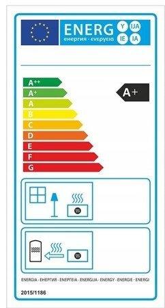 DOSTAWA GRATIS! 99672977 Piec wolnostojący 8kW (kolor: beżowy) - spełnia anty-smogowy EkoProjekt