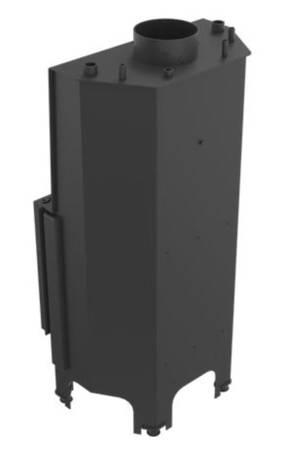 KONS Wkład kominkowy 12kW NADIA PW 10 z płaszczem wodnym, wężownicą (szyba prosta) - spełnia anty-smogowy EkoProjekt 30046806