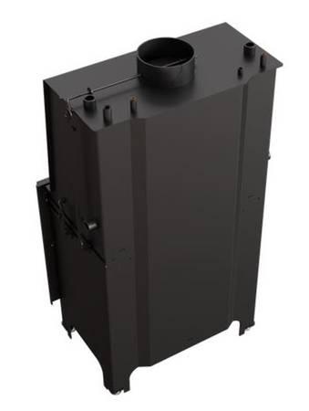 KONS Wkład kominkowy 18kW AQUARIO A18 PW GLASS z płaszczem wodnym, wężownicą (szyba prosta) - spełnia anty-smogowy EkoProjekt 30065530
