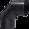 KONS Kolano stalowe 2mm 200/90 ruchome 3006587