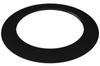 KONS Rozeta fi 200 z blachy czarnej 3006622