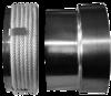 Przejście rura stalowa - komin ceramiczny fi 220 30054499